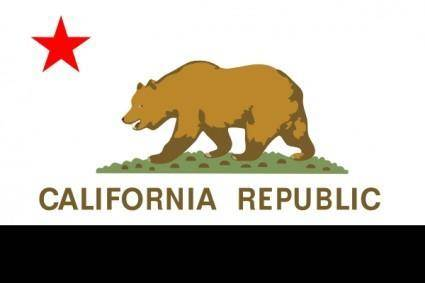 free vector United StatesCalifornia clip art