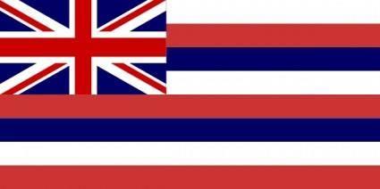 free vector United StatesHawaii clip art