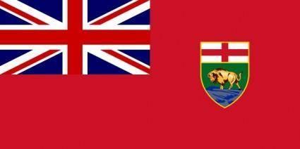 free vector CanadaManitoba clip art