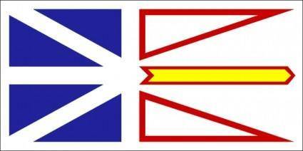 free vector CanadaNewfoundland clip art