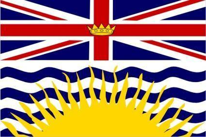 CanadaBritish Columbia clip art
