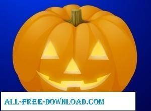 free vector Happy Halloween