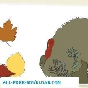free vector Thanksgiving Vector Art