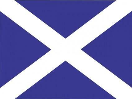 free vector United KingdomScotland clip art