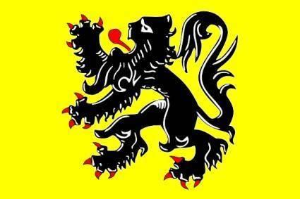 BelgiumFlanders clip art