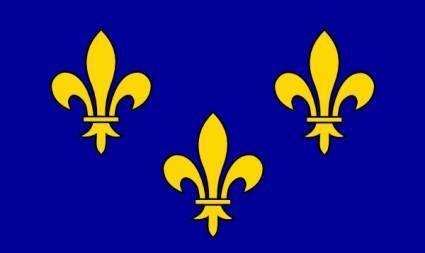 FranceIle De France clip art