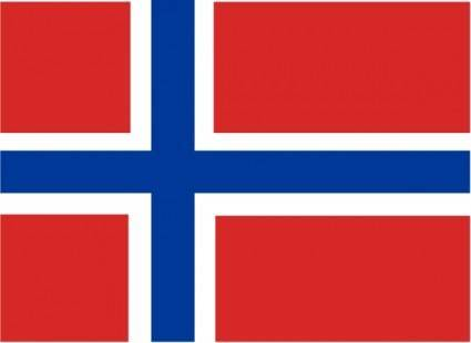 free vector Norway clip art