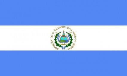free vector El Salvador clip art