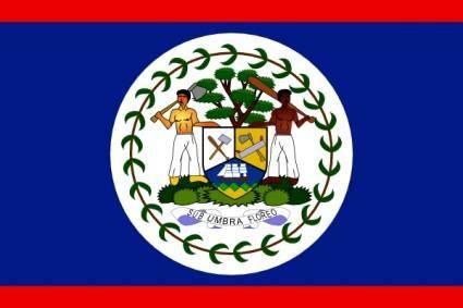 Belize clip art