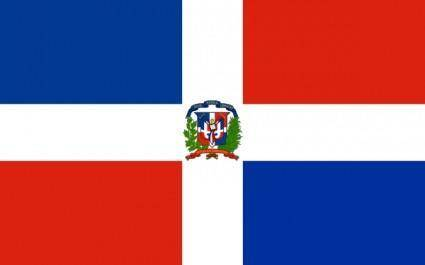 free vector Dominican Republic clip art