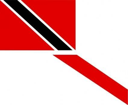 free vector Trinidad And Tobago clip art