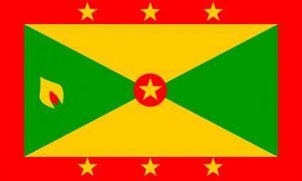 Grenada clip art