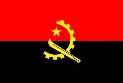 Angola clip art