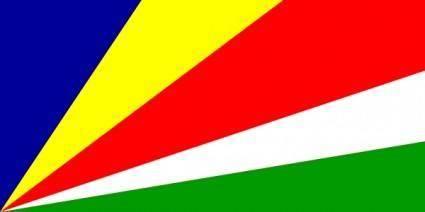 free vector Seychelles clip art