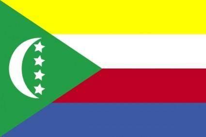 Comoros clip art