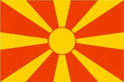 free vector Macedonia clip art