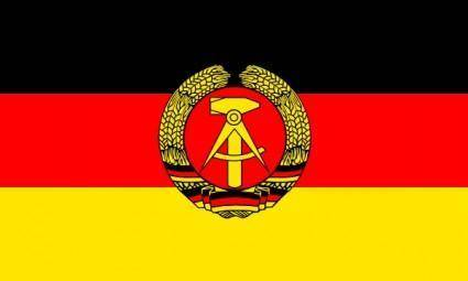 HistoricEast Germany clip art