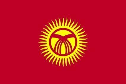 Kyrgyzstan clip art