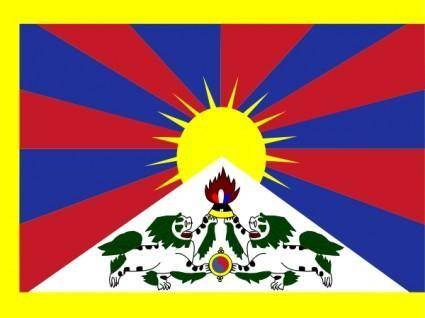 Tibet clip art