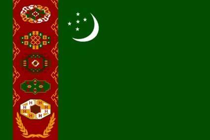 Turkmenistan clip art