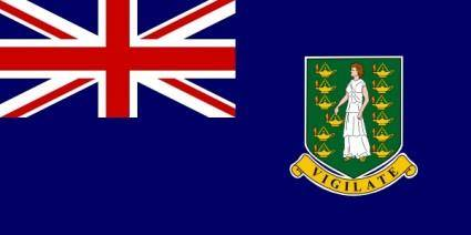 British Virgin Islands clip art