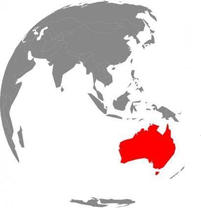 Australia clip art
