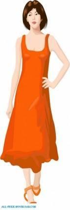 Free fashion vector 493