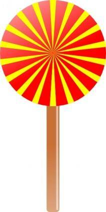 free vector Lollipop clip art