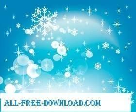 free vector Winter vector design