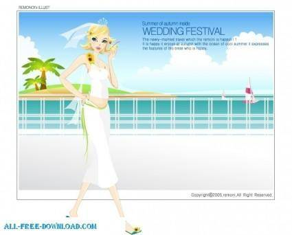 free vector Free fashion vector 496