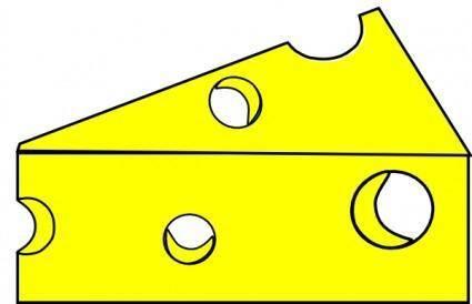free vector Cheese clip art