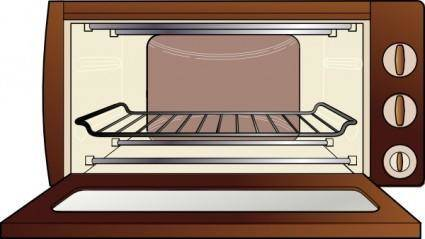 Microwave Oven clip art