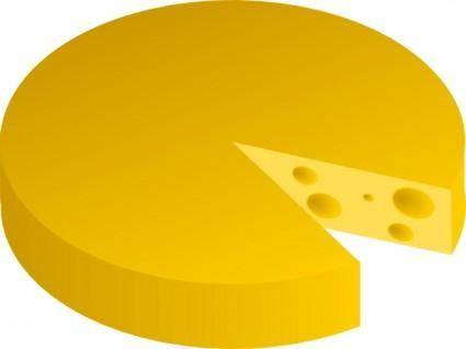 Cheese Food clip art