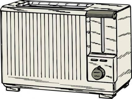 Toaster clip art