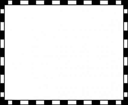free vector Worldlabel Com Border Bw X clip art