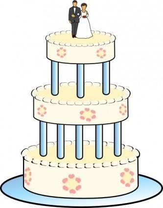 Cake1 clip art