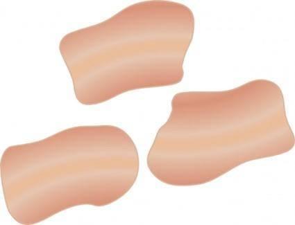 free vector Bacon clip art