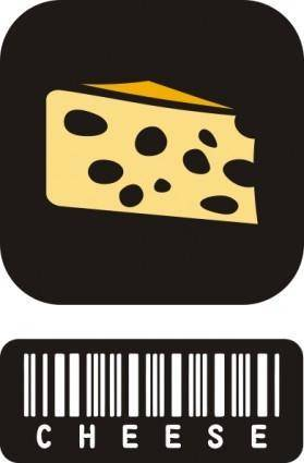 Cheese Triangle clip art