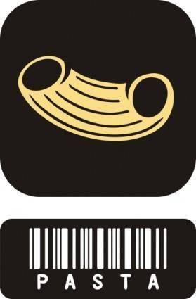Pasta clip art
