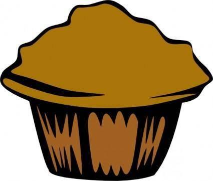 Generic Muffin clip art