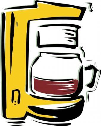 Coffee Machine clip art