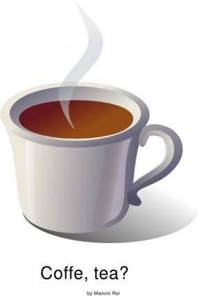 free vector Coffee Tea clip art