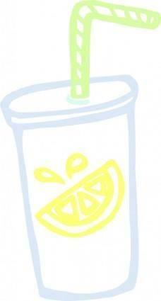 free vector Lemonade clip art