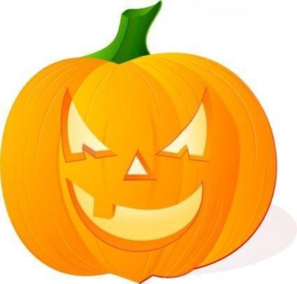 free vector Pumpkin2 clip art