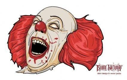 free vector Clown