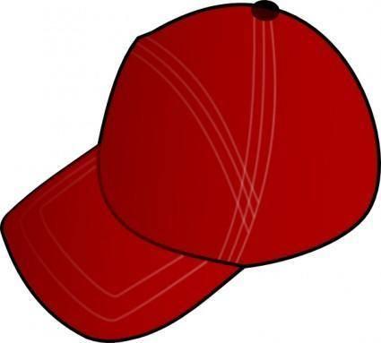 free vector Red Cap clip art