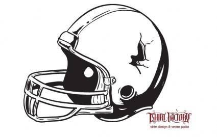 free vector Helmet