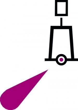 International Tower Beacon clip art