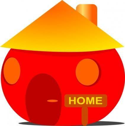 Home House clip art