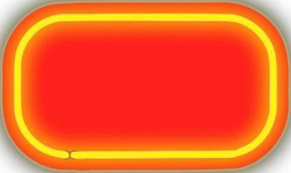 Neon Numerals Backgrounds clip art